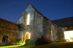 Temple de la Coëfferie -  chapelle de la Coëfferie, Messac, Bretagne, France.  Templars, circa 1217