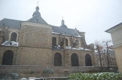 Basilique Saint-Sauveur - Français:   Basilique St Sauveur Rennes