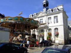 Hôtel de ville -  Auray Town Hall