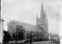 Eglise Notre-Dame-de-Paradis et ses abords -