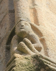 Eglise Notre-Dame-de-Joie - Église Notre-Dame-de-Joie (Merlevenez)