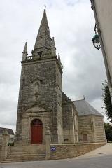 Eglise Saint-Cyr - Français:   Église Saint-Cyr