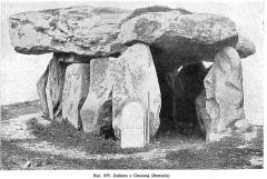 Dolmen de Crucuno - English: Dolmen Crucung