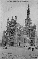 Site de la basilique de Sainte-Anne-d'Auray - Basilique Sainte-Anne d'Auray.