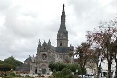 Site de la basilique de Sainte-Anne-d'Auray - Basilique Sainte-Anne d'Auray 3