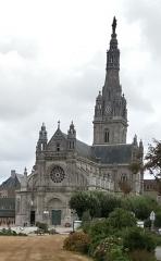 Site de la basilique de Sainte-Anne-d'Auray - Basilique Sainte-Anne d'Auray 4