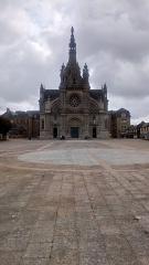 Site de la basilique de Sainte-Anne-d'Auray - Basilique Sainte-Anne d'Auray 2