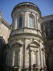 Cathédrale Saint-Pierre - Français:   Chapelle Saint-Vincent-Ferrier, cathédrale Saint-Pierre de Vannes (Morbihan, France)