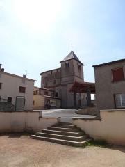 Eglise Sainte-Agathe - Français:   Pérignat-ès-Allier - Église
