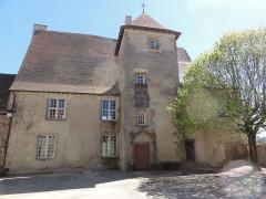 Château - English: Pionsat (Puy-de-Dôme) château