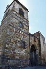 Eglise Saint-Georges - Français:   Puy de Dôme