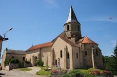 Eglise Notre-Dame -  Church of Vergheas near Clermont-Ferrand