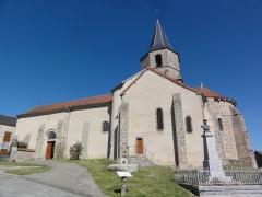 Eglise Notre-Dame - English:   Vergheas (Puy-de-Dôme) église Notre Dame de l\'Assomption