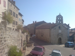 Chapelle des Pénitents -       This file was uploaded  with Commonist.  Chapelle située en contrebas de la vieille ville