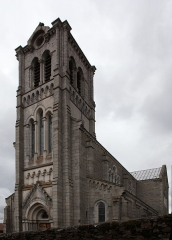 Eglise Saint-Clément - English:   Church of Pradelles.