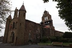 Eglise Saint-Vincent - English: Solignac-sur-Loire