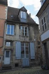 Ancienne cour des comptes - Deutsch: Ehemaliger Rechnungshof (Ancienne cour des comptes) in Moulins im Département Allier (Auvergne-Rhône-Alpes/Frankreich)