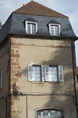 Ancien hôtel de la Feronnays - Deutsch: Hôtel de la Feronnays, Place Colonel Laussedat, in Moulins im Département Allier (Auvergne-Rhône-Alpes/Frankreich)