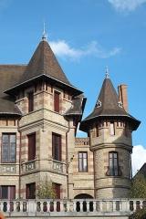Maison Mantin - Deutsch: Maison Mantin in Moulins im Département Allier (Auvergne-Rhône-Alpes/Frankreich)