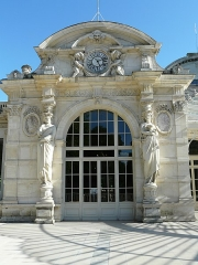 Théâtre et grand Casino - This building is indexed in the Base Mérimée, a database of architectural heritage maintained by the French Ministry of Culture, under the reference PA00093344 .
