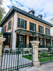 Maison dite Chalet de Clermont-Tonnerre -  Chalet de Clermont-Tonnerre, un des anciens chalets de l'Empereur et de l'Impératrice (aussi appelés chalets Napoléon III) à Vichy