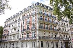 Ancien hôtel des Ambassadeurs -  Ancien hôtel des Ambassadeurs à Vichy.