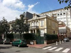Villa du Docteur Frémont -  Maison du Docteur Frémont à Vichy.