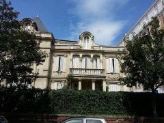 Villa du Docteur Frémont -  Villa du Docteur Frémont, au 7 rue  Prunelle à Vichy.
