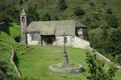 Eglise Saint-Illide - Français:   Église Saint-Illide d\'Alleuze
