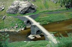 Pont de Tréboul - Français:   Pont de Tréboul