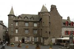 Maison Sevestre ou du Notaire (ancien bailliage) - Français:   Bailliage (Salers)