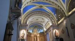 Chapelle Saint-Jean - English: Eycheil (Ariège, France): L'église Saint-Jean-Baptiste.