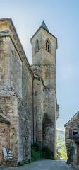 Eglise Saint-Jean - English: Saint John church in Najac, Aveyron, France