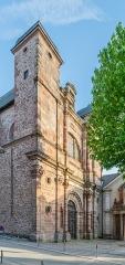 Ancien collège des Jésuites ou ancien lycée Foch - English: Chapel of the Jesuit's College in Rodez, Aveyron, France