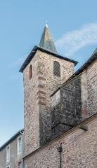 Ancien collège des Jésuites ou ancien lycée Foch - English: Tower of the chapel of the Jesuit's College in Rodez, Aveyron, France
