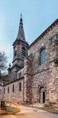 Eglise Saint-Amans - Polish Wikimedian and photographer Free-license photographer