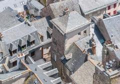 Maison des Anglais - English: View of the Maison de Guitard in Rodez, Aveyron, France