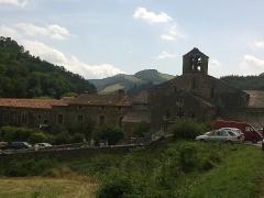 Ancienne abbaye -  Aveyron Sylvanes Monastere 15082012