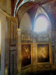 Chapelle des Pénitents Noirs -  Aveyron Villefranche De Rouergue Chapelle Des Penitents Noirs Choeur 29052012