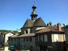 Chapelle des Pénitents Noirs -  Aveyron Villefranche De Rouergue Chapelle Des Penitents Noirs Cote Nord 29052012