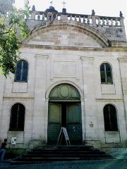 Chapelle des Pénitents Noirs -  Aveyron Villefranche De Rouergue Chapelle Des Penitents Noirs Portail Est 29052012
