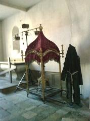 Chapelle des Pénitents Noirs -  Aveyron Villefranche De Rouergue Chapelle Des Penitents Noirs Sacristie 29052012