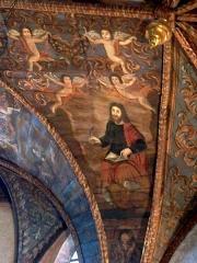 Chapelle des Pénitents Noirs -  Aveyron Villefranche De Rouergue Chapelle Des Penitents Noirs Voute 29052012