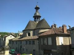 Chapelle des Pénitents Noirs -  Aveyron Villefranche Rouergue Penitents Noirs 29052012