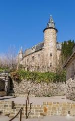 Château - English:   Castle of Vézins-de-Lévézou, Aveyron, France