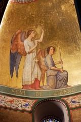 Eglise Notre-Dame-de-l'Assomption -  Thuriferous angels of the
