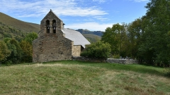 Chapelle Saint-Tritous - Nederlands: Chapelle Saint-Pé de la Moraine Garin