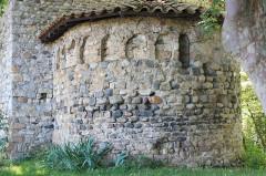 Eglise Saint-Sernin - Français:   Pointis-Inard - Saint-Sernin Abside