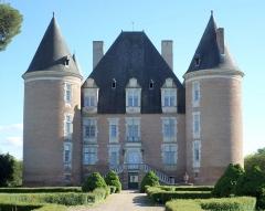 Château - Brezhoneg: KastellS ent Helitz e Garona-Uhel