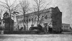 Ancien collège Saint-Raymond - Français:   Le musée Saint-Raymond de Toulouse en 1934.